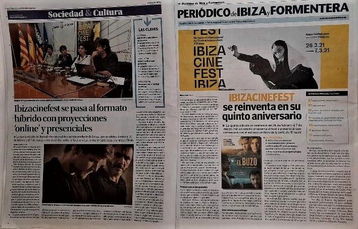 EL BUZO en Ibiza Cine Fest